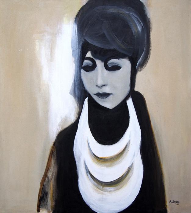 Mari Antjärvi, Material Girl II
